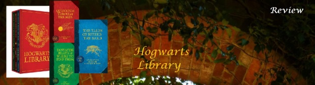 Hogwarts Library by J.K. Rowling (4.3 Stars)
